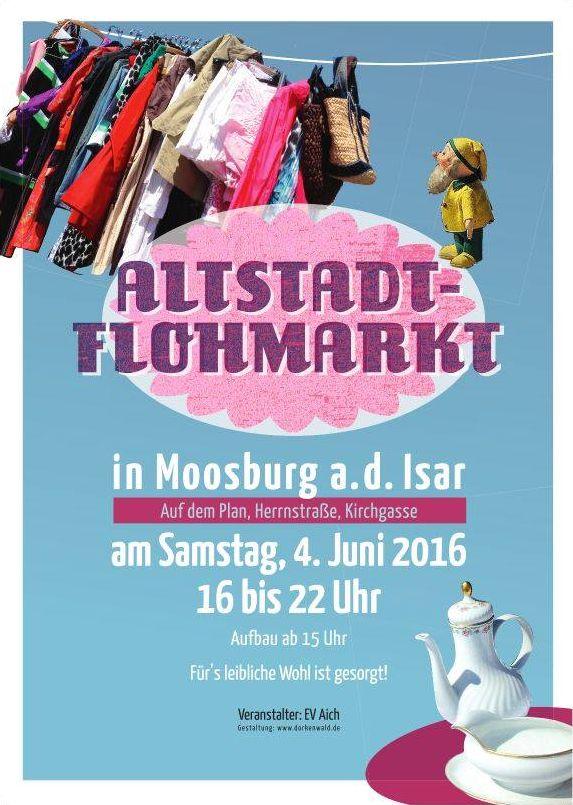 Altstadtflohmarkt_Flyer