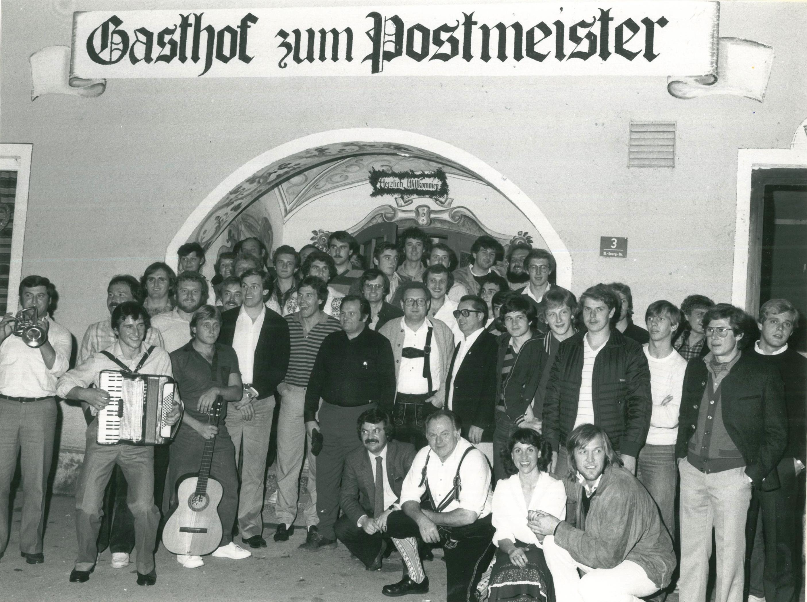 1982 EVL zu Gast
