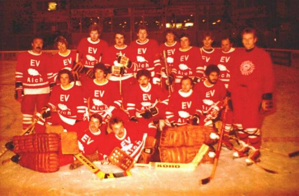 EV Aich Mannschaftsfoto 1978-79